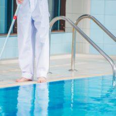 Mantenimiento de piscina y zonas comunes contra el Covid-19